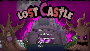 【Lost Castle】序盤レビュー「お前のソウルは俺のもの」高難易度ローグライクアクション